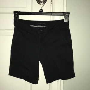 Black AEROPOSTALE Shorts